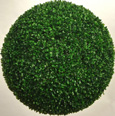 12 X 33 CM Dia. Artificial Boxwood Topiary Balls. Wholesale  /  Trade Artificial Boxwood Balls & Topiary