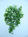 3 X Artificial Trailing Green Thymus Plants for Hanging Baskets & Pots- made from the same tough and long lasting material as the popular boxwood topiary balls and UV treated for outdoor or indoor use. PERFECT FOR YEAR ROUND COLOUR IN YOUR GARDEN!
